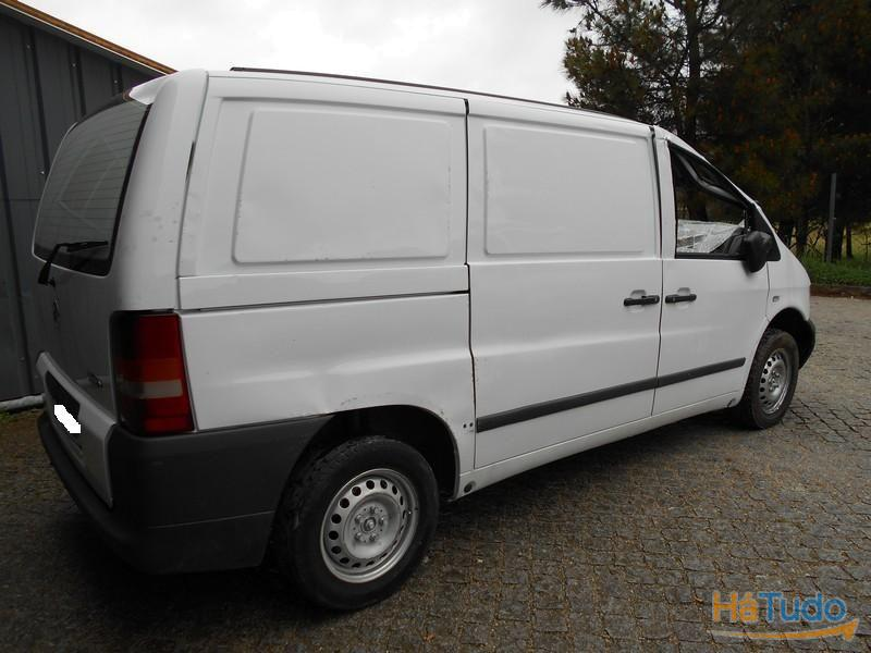 transmissão portas diferencial Mercedes Vito 110 CDI ano 2001