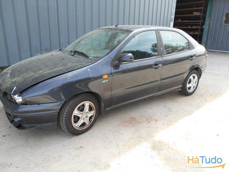 portas mala cvolante transmissão Fiat Brava 1.4 ano 1996