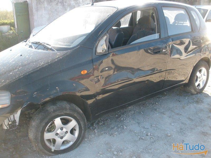 portas mala farolins óticas espelhos daewoo kalos 1.2 ano 2004