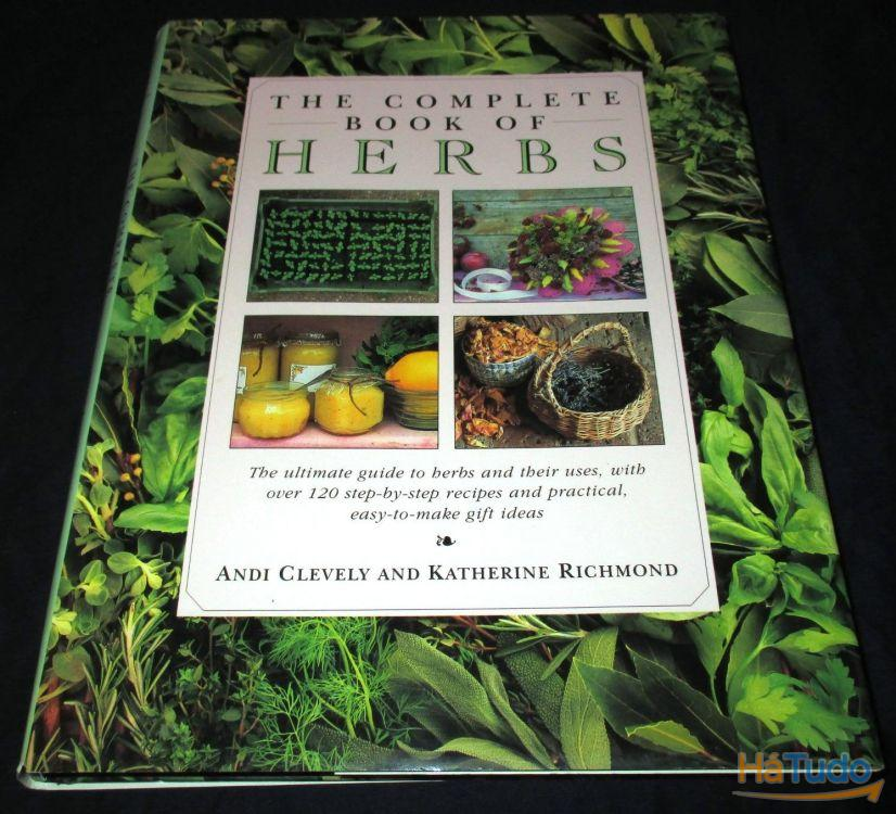 Livro The Complete Book of Herbs