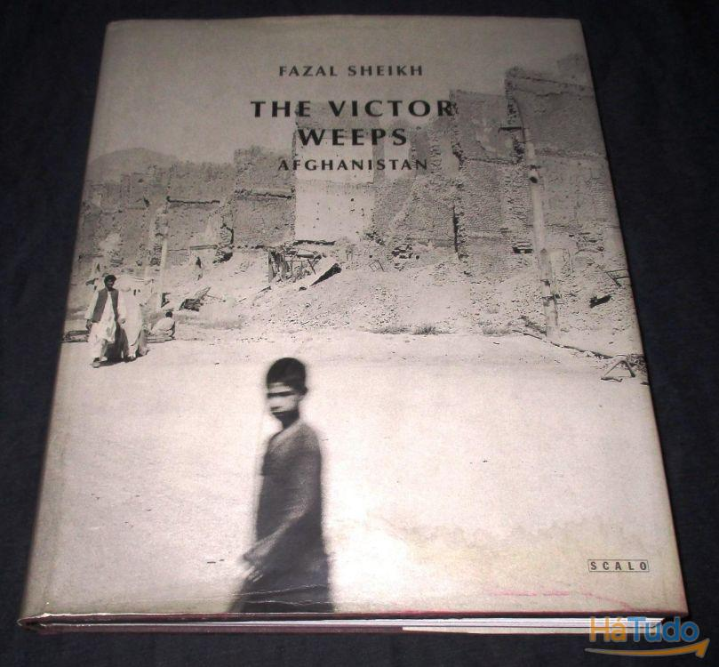 Livro The Victor Weeps Afghanistan Fazal Sheikh