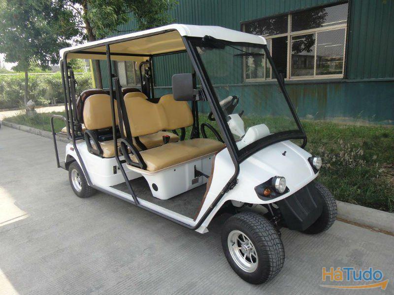 Carro de Golfe/Turismo eléctrico - c/matricula - 6 PAX - NOVO