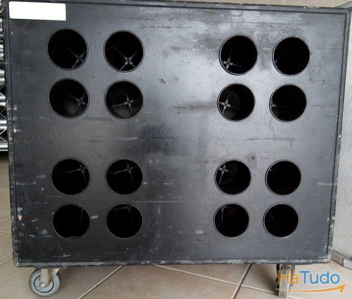 Coluna de sub-graves de 1.600 W Bell