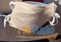 Capa Protecção/Reforço de Máscaras