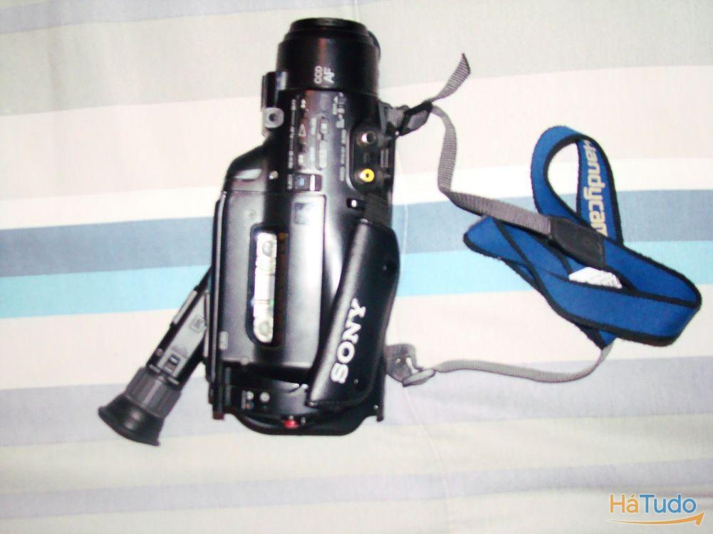 Câmara filmar sony handycam video 8