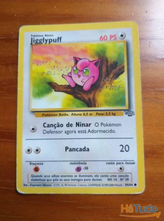 Pokemon Card -Jigglypuff 60 PS