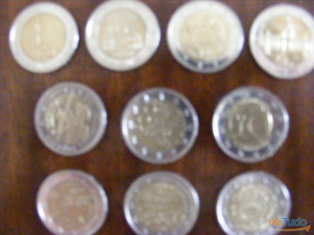 Moedas Comemorativas Estrangeiras (de 2€)