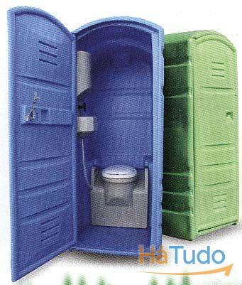 casas de banho e duches amoviveis