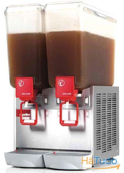distribuidores de bebidas quentes e frias