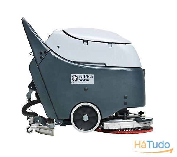 máquinas e equipamentos de limpeza