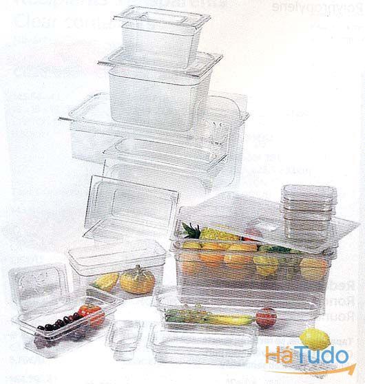 tabuleiros gastronorm, inox, policarbonato, e plastito