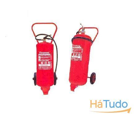extintores e sinalização