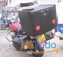 caixas de fibra e isotérmicas para motas