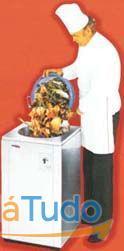 trituradores de restos de comidas e ossos