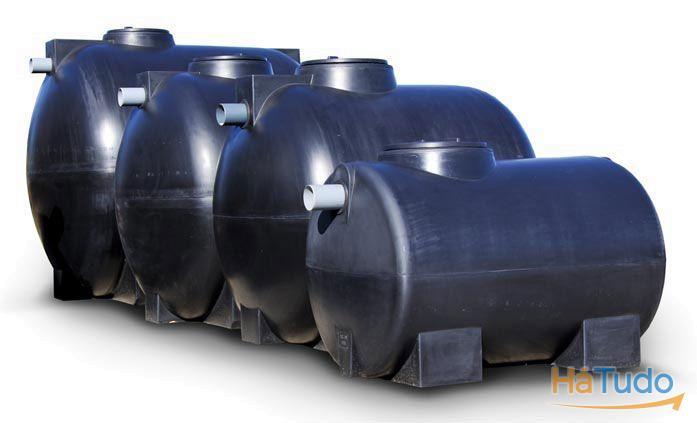 reservatórios para todos os tipos de liquidos