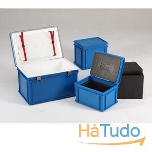 caixas de armazenamento e transporte