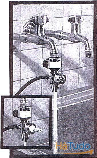 doseadores misturadores agua-detergente