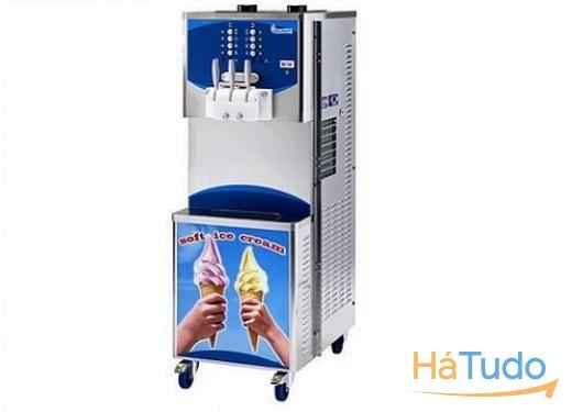 máquinas de gelados e gelo