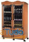 garrafeiras e arrefecedores de bebidas