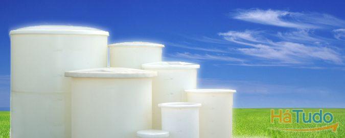 depósitos para armazenamento de águas