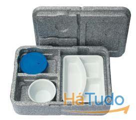 caixas isotérmicas transporte comidas