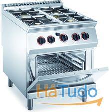 fogões e fornos industriais