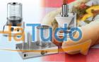 crepeiras, kebab e  hot dog