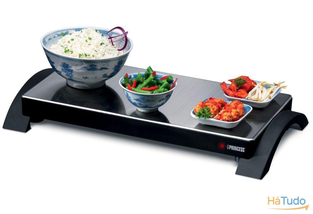 aquecedores e estufas de  pratos