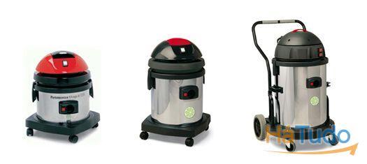 aspiradores e máquinas de limpeza