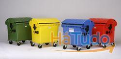 contentores lixo grande capacidade