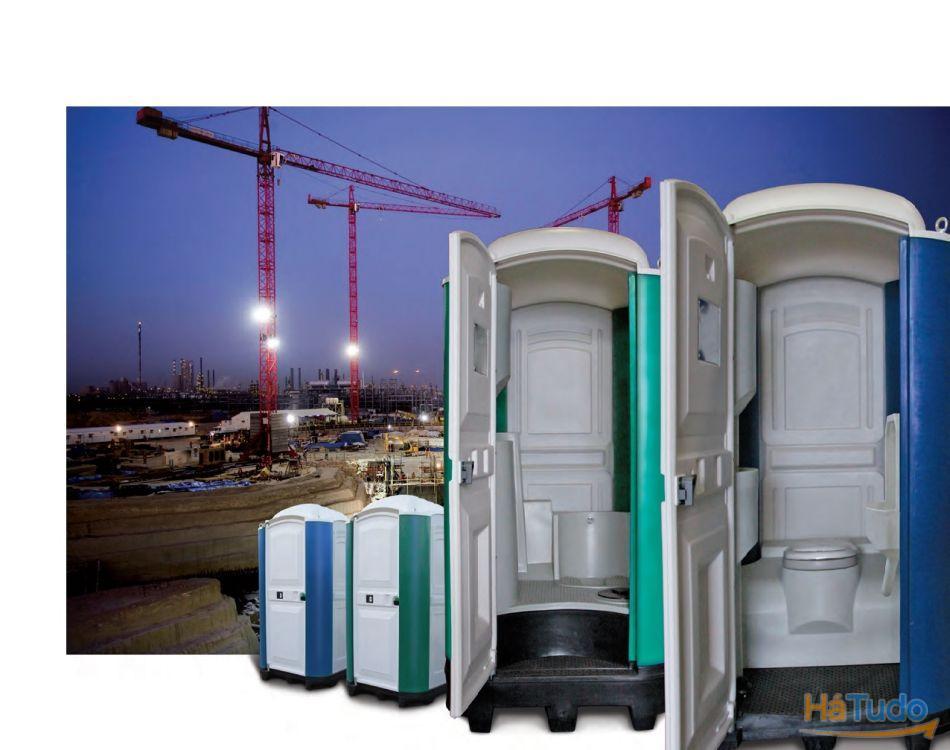 cabines sanitárias autónomas