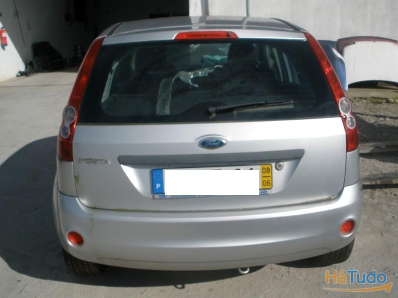 portas espelhos tampa mala Ford Fiesta 1.25 ano 2008