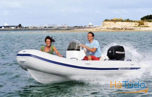 BARCO PNEUMÁTICO QUICKSILVER  Mercury Ocean Runner 420