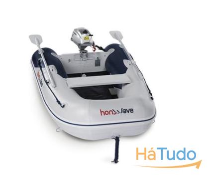 BARCO PNEUMÁTICO HONWAVE Embarcação pneumática Honda T20 - SE