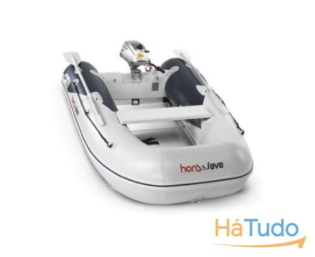BARCO PNEUMÁTICO HONWAVE Embarcação pneumática Honda T25 - AE