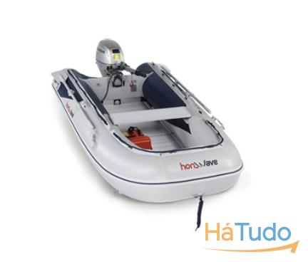 BARCO PNEUMÁTICO  HONWAVE Embarcação pneumática Honda T30 - AE