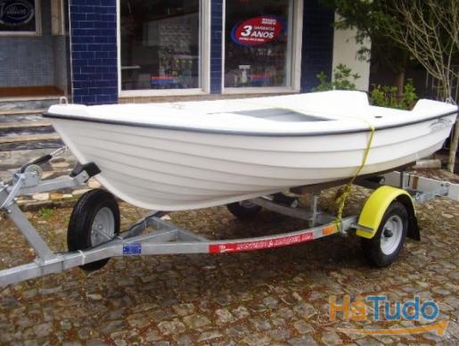Embarcação fibra vidro FISHER 325