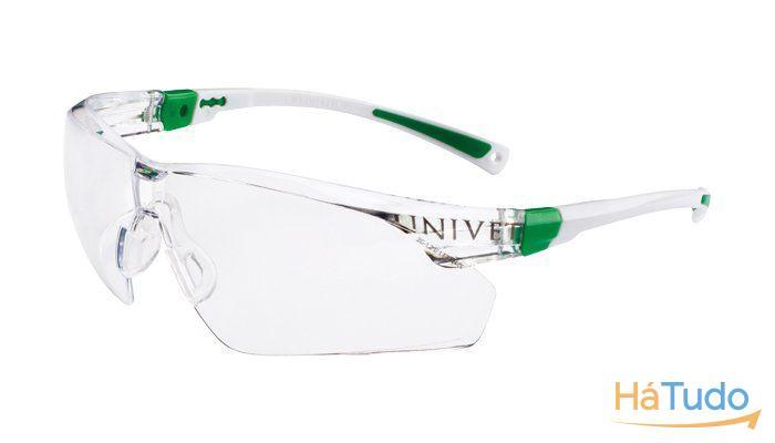 Óculos Proteção Anti-Risco e Anti-Embaciante Armação Verde 506 ... 52b25b38f0