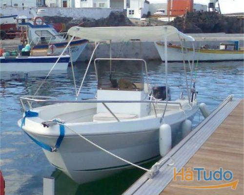 Barco consola central - CN550