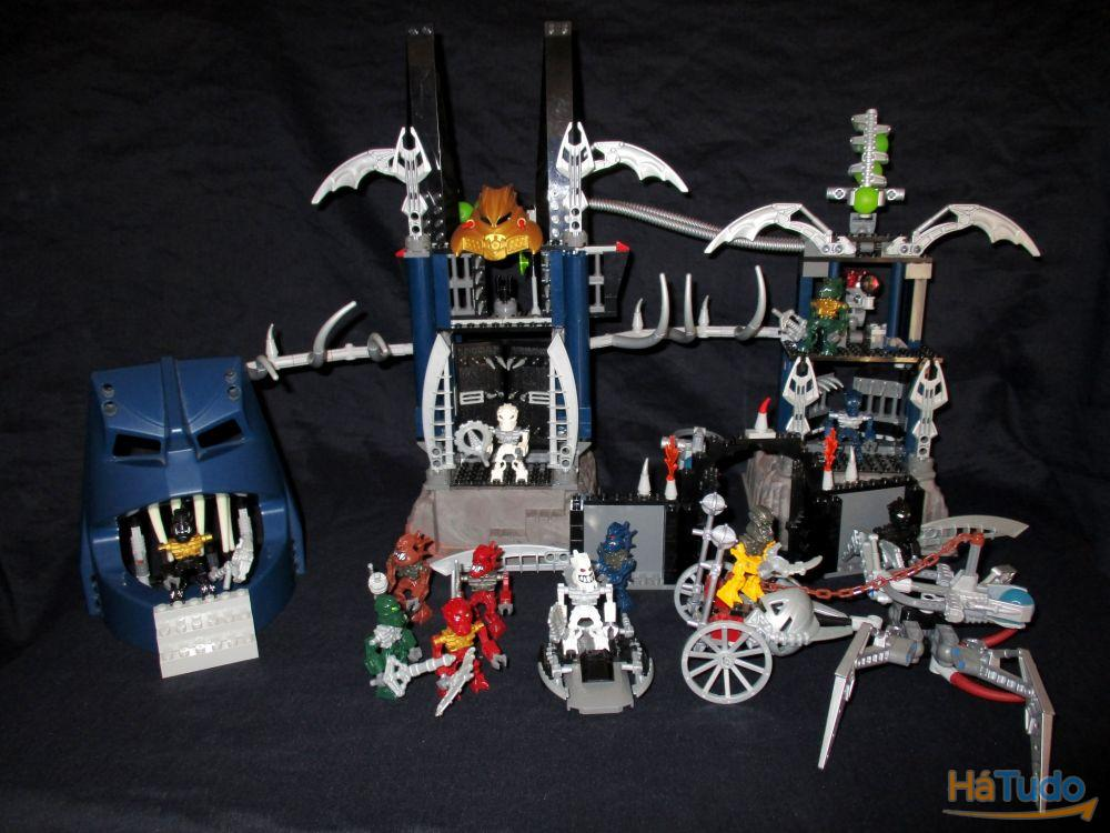 Lego Bionicle Piraka Stronghold 8894